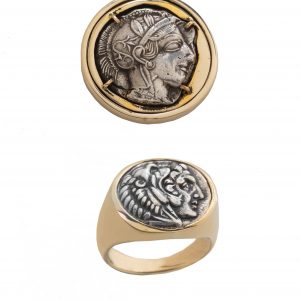 ANCIENT ARTIFACTS AND COIN JEWELLERY